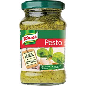 Σάλτσα KNORR πέστο (185g)