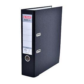 Κλασέρ HERLITZ max file Α4 8cm μαύρο