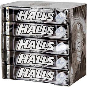 Καραμέλες HALLS Extra Strong (20τεμ.)