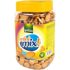 Κράκερ GULLÓN mini mix (350g)