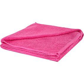 Πετσέτα YASEMI σώματος 100% βαμβακερή φούξια 70x140cm