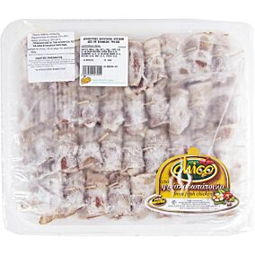 Κοτομπουκιές FOODMASTER με μπέικον κατεψυγμένες (1,5kg)