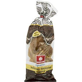 Τσουρέκι ΦΑΙΔΩΝ με γέμιση κρέμα κακάο (420g)