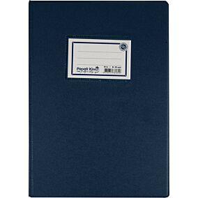 Τετράδιο PAPER KING 17X25cm μπλε 50φύλλων