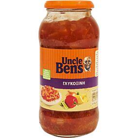 Σάλτσα UNCLE BEN'S γλυκόξινη (675g)