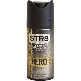 Αποσμητικό σώματος STR8 HERO, σε σπρέι (150ml)