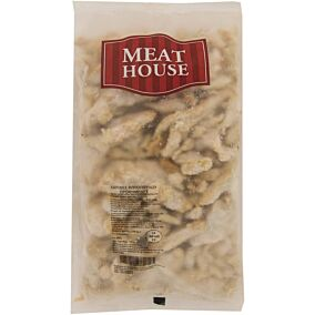 Κοτόπουλο MEAT HOUSE λωρίδες προψημένες κατεψυγμένες (1kg)
