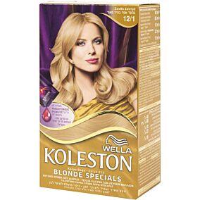 Βαφή μαλλιών WELLA Koleston no.12/1 με κρέμα αναζωογόνησης χρώματος (40ml)