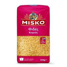 Πάστα ζυμαρικών MISKO φιδές κοντές (500g)