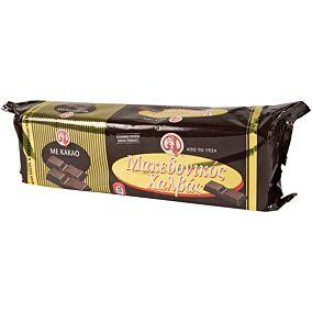 Χαλβάς ΑΦΟΙ ΧΑΪΤΟΓΛΟΥ Μακεδονικός με κακάο (2,5kg)