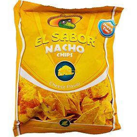 Τσιπς τορτίγια NACHO CHIPS cheese (100g)