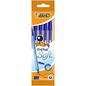 Στυλό διαρκείας BIC μπλε (4τεμ.)