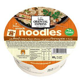 Pot Noodles ORIENTAL EXPRESS με μοσχάρι και πιπεριές (85g)