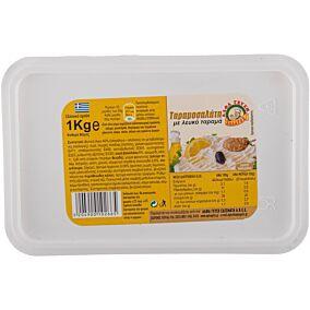 Ταραμοσαλάτα ΑΛΦΑ λευκή (1kg)