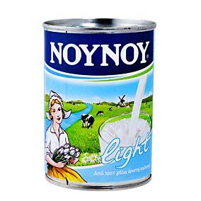 Γάλα ΝΟΥΝΟΥ εβαπορέ light (48x400g)