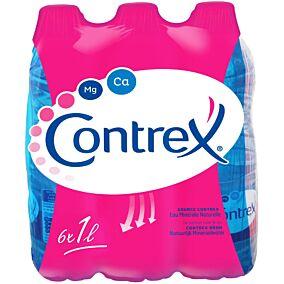 Νερό CONTREX φυσικό μεταλλικό (6x1lt)