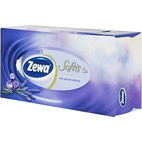 Χαρτί επιτραπέζιο ZEWA Softis 80 φύλλα