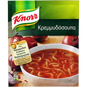 Σούπα σε σκόνη KNORR κρεμμυδόσουπα (50g)