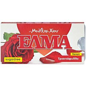 Τσίχλες ΕΛΜΑ με μαστίχα Xίου τριαντάφυλλο (10x1τεμ.)