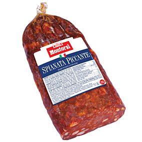 Σαλάμι MONTORSI Calabra πικάντικο (~1kg)