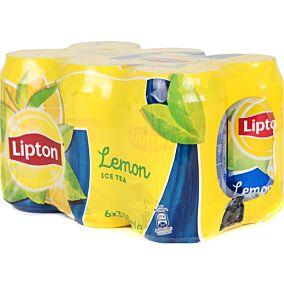 Αφέψημα LIPTON λεμόνι (6x330ml)