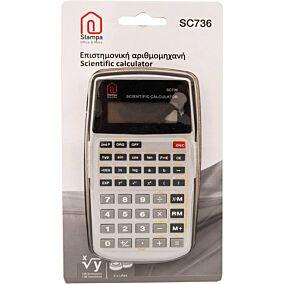 Αριθμομηχανή STAMPA SC736 επιστημονική
