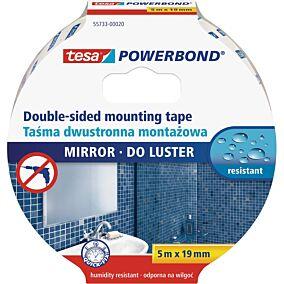 Ταινία TESA στερέωσης για καθρέπτες 5m x 19mm