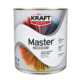 Χρώμα KRAFT Master Basics μαύρο (180ml)