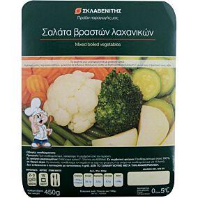 Έτοιμο φαγητό ΣΚΛΑΒΕΝΙΤΗΣ σαλάτα βραστή λαχανικών (400g)