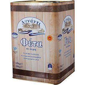 Τυρί ΑΓΝΑΝΤΙ φέτα (15kg)