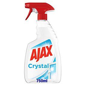 Καθαριστικό τζαμιών AJAX Crystal Clean με αντλία (750ml)