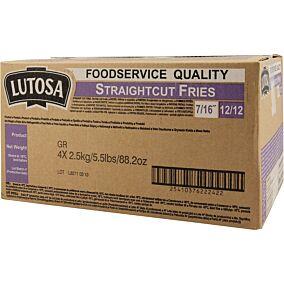 Πατάτες LUTOSA κατεψυγμένες 12x12 (2,5kg)