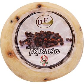 Τυρί ΘΩΜΑΔΑΚΗΣ πεκορίνο με πιπέρι Ιταλίας (~1kg)