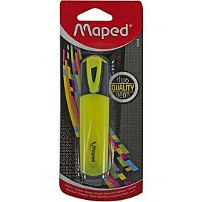 Μαρκαδόρος MAPED υπογράμμισης fluo pep's