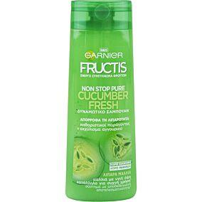 Σαμπουάν GARNIER FRUCTIS cucumber fresh (400ml)