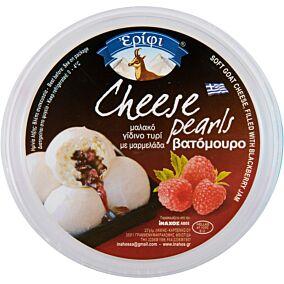 Τυρί ΕΡΙΦΙ κατσικίσιο Cheese pearls με βατόμουρο (75g)