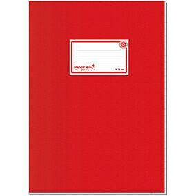 Τετράδιο PAPER KING 17x25cm 50φύλλων κόκκινο