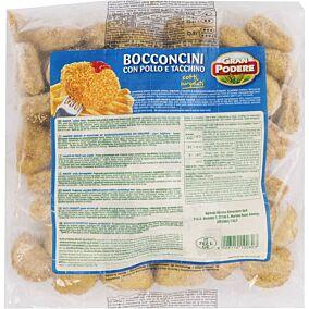 Κοτομπουκιές AIA κοτόπουλο-γαλοπούλα κατεψυγμένες Ιταλίας (1kg)