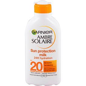 Αντηλιακό GARNIER Ambre Solaire SPF 20 (200ml)