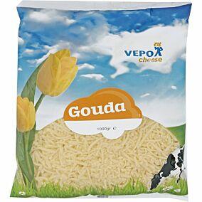 Τυρί VEPO gouda 48% λιπαρά τριμμένη (1kg)