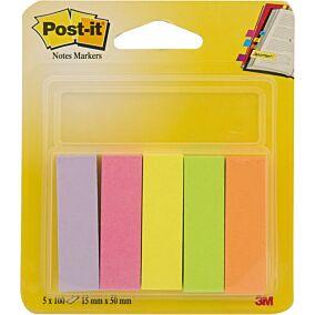 Σελιδοδείκτες 3Μ 5 χρωμάτων