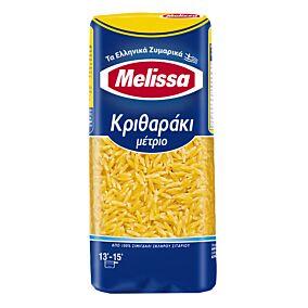 Πάστα ζυμαρικών MELISSA κριθαράκι μέτριο (500g)