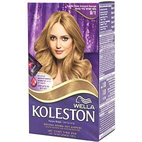 Βαφή μαλλιών WELLA Koleston no.9/1 με κρέμα αναζωογόνησης χρώματος (50ml)