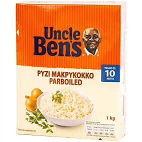 Ρύζι UNCLE BEN'S parboiledσε μαγειρικό σακουλάκι 10' (1kg)