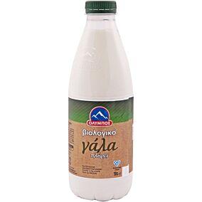 Γάλα ΟΛΥΜΠΟΣ 3,7% λιπαρά βιολογικό (1lt)