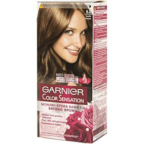 Βαφή μαλλιών GARNIER color sensation no.6.0 (40ml)