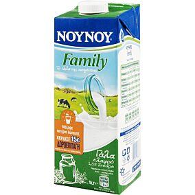 Γάλα ΝΟΥΝΟΥ Family light 1,5% λιπαρά (12x1lt)