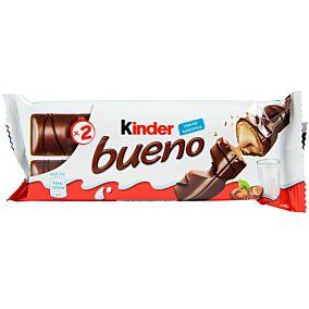 Γκοφρέτα KINDER BUENO σοκολάτα φουντούκι (43g)