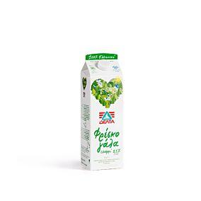 Γάλα ΔΕΛΤΑ φρέσκο ελαφρύ 1,5% λιπαρά (1lt)