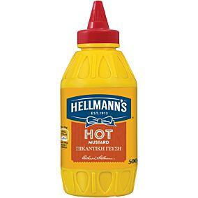 Μουστάρδα HELLMANN'S πικάντικη (500g)